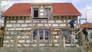 Házépítés, kulcsrakész házépítés