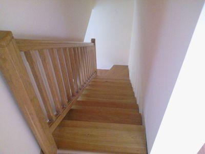 Lépcső fából a házépítés fontos része