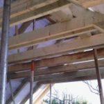Házépítés négyzetméterárak tető